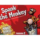 Spank the Monkey + Monkey Business (Svensk version) - Brädspel