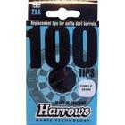 Harrows Softtip Spidser 100 stk.