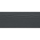 Cedral Lap Wood C19 antracit 10x190x3600mm m/træstruktur 141353 Ivarplank