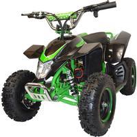 Z20 500W Kids Electric ATV Quad Bike - Green