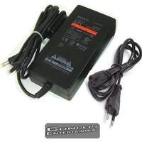 PS2 Strömkabel Ström Adapter Original PS2 Slimline