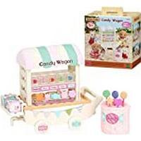 Sylvanian Families 5266 Candy Wagon, Multicolor