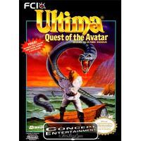 NES Ultima 4 - Quest of the Avatar (NTSC-U)