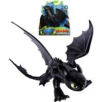 How to Train Your Dragon The Hidden World Toothless Action Figure 17cm