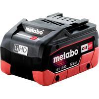 Batteri Metabo LIHD; 18 V; 5,5 Ah