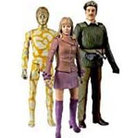 Underground Toys UN4621 Doctor Who Figures.Multi