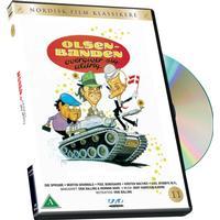 Olsen Banden 11 - Overgiver sig aldrig - DVD