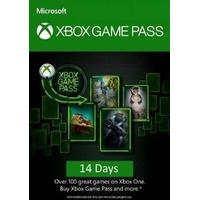 14 day Xbox Game Pass Xbox One