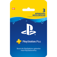 Sony PSN Plus Card 3 Month Subscription (1034353)