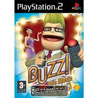 PS2 Buzz - The Music Quiz
