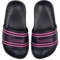 11367f24e728 Hummel Badesandaler - Pool Slide - Navy - 30 - Hummel Badesandal