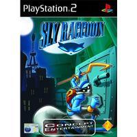 PS2 Sly Raccoon