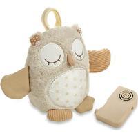 Cloud B Nighty Night Owl - Ugle Med Sensor Og Sovelyde