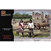 "'Pegasus PG7005American History: California Mission Indians Figure 1/48"""
