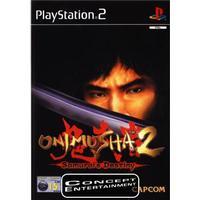 PS2 Onimusha 2 - Samurais Destiny