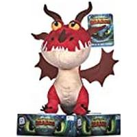 DreamWorks 12435 How to Train Your Dragon 3 Hook Fang Soft Toy-32cm, Multi-Colour, 32 cm