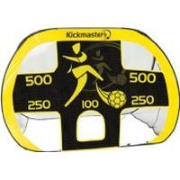 Kickmaster Quick Up og Point fodboldmål 106x76