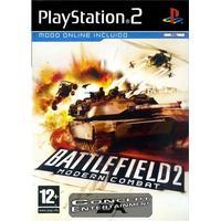 PS2 Battlefield 2 - Modern Combat