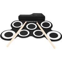 Digital Bärbar Trumma för musikälskaren