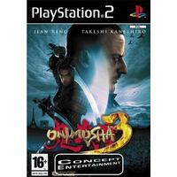 PS2 Onimusha 3