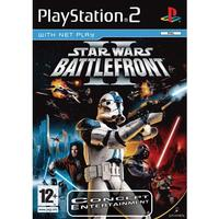 PS2 Star Wars - Battlefront 2 (Platinum)
