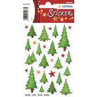 10 stk. HERMA Herma stickers Magic juletræer (1)