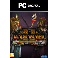 Total War: WARHAMMER II - The Queen & The Crone DLC PC