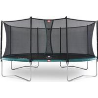 BERG Grand Favorit 520 Grøn inkl Comfort sikkerhedsnet
