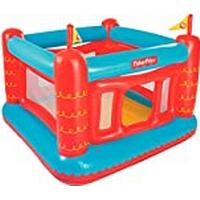 Bestway BW93504 Fisher-Price Children's Inflatable Bouncetastic Bouncy Castle