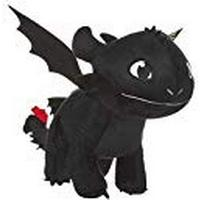 How to Train Your Dragon 3 Toothless Soft Toy Dark Features 60 cm