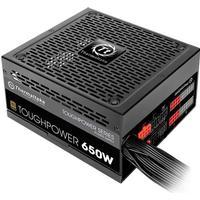 Thermaltake ToughPower 650W Gold Modular Strømforsyning - 650 Watt - 140 mm - 80 Plus Gold certified