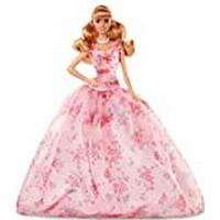 Barbie Collector FXC76 Collector Birthday Wishes Doll, with Blonde Hair, Multicolored