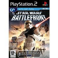 PS2 Star Wars - Battlefront