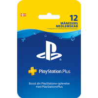 Sony PSN Plus Card 12 Month Subscription (1034753)