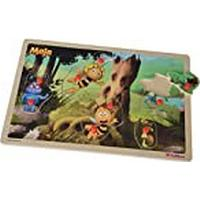 Eichhorn 109345403 Jigsaw Puzzle with 9 Pieces 30 x 20 cm Maya the Bee