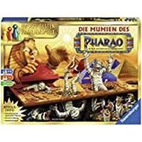 Ravensburger 26752-The Mummies of the Pharaoh Family Game (German Language)