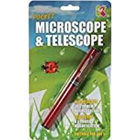 Keycraft – Telescope and Microscope Pocket, Multicoloured (9700023)
