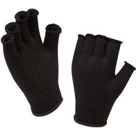 Fingerhandsker i merino uld