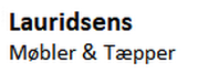 Lauridsens Møbler & Tæpper