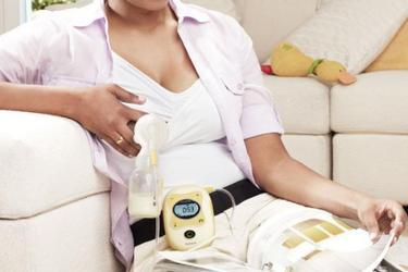 brystpumpe bedst i test