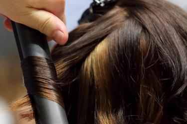 bedste krøllejern til langt hår