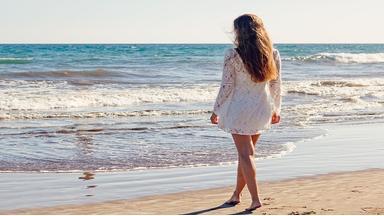 ae39660d Hvide kjoler der gør dig smuk til en sommerfest Af PriceRunner