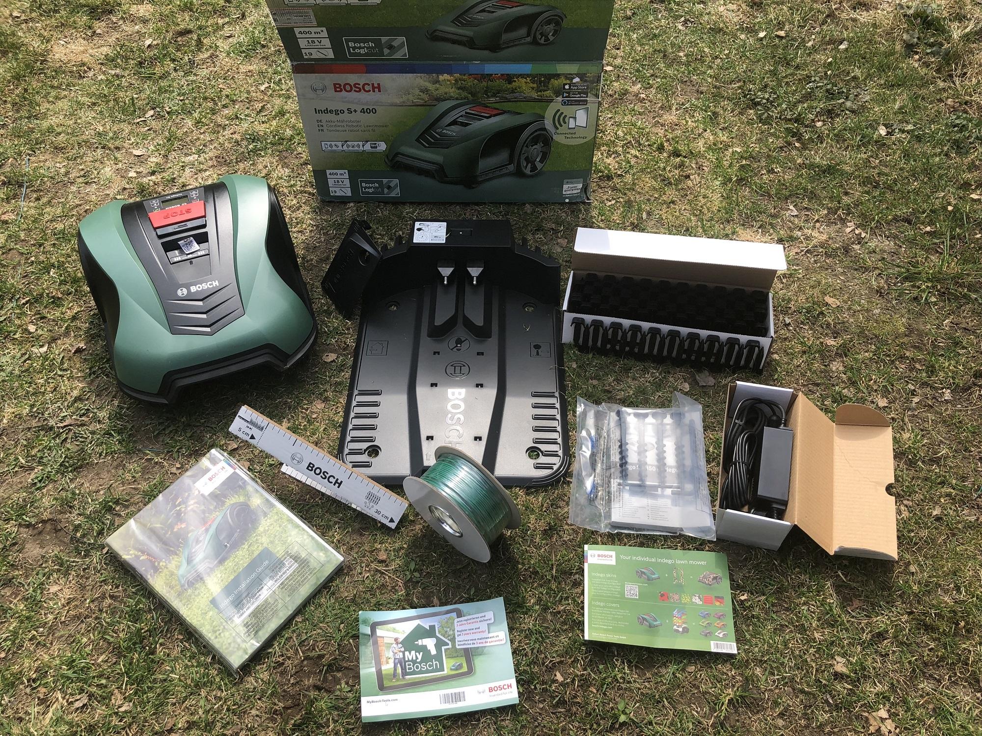 Prima Guide: Så installerar du en robotgräsklippare (steg-för-steg) SD-22