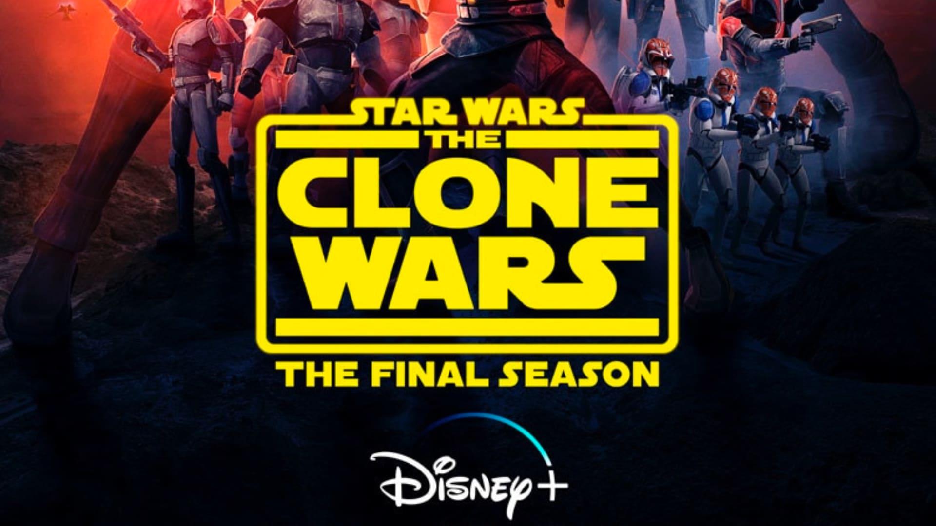 Disney Plus Clone wars