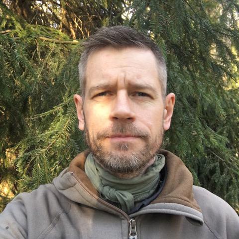 Claes Tovetjärn, psykolog och överlevnadsexpert