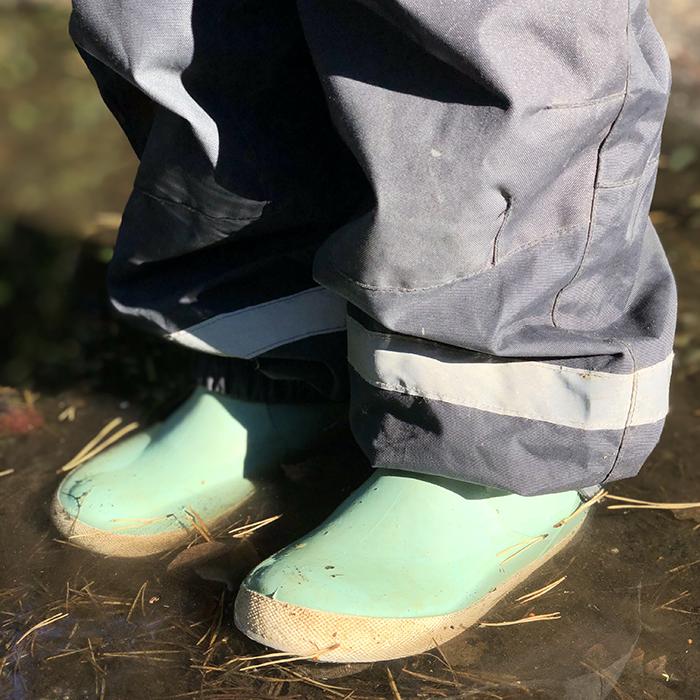 Little Kid//Big Kid Tretorn Jolly Rubber Rain Boot