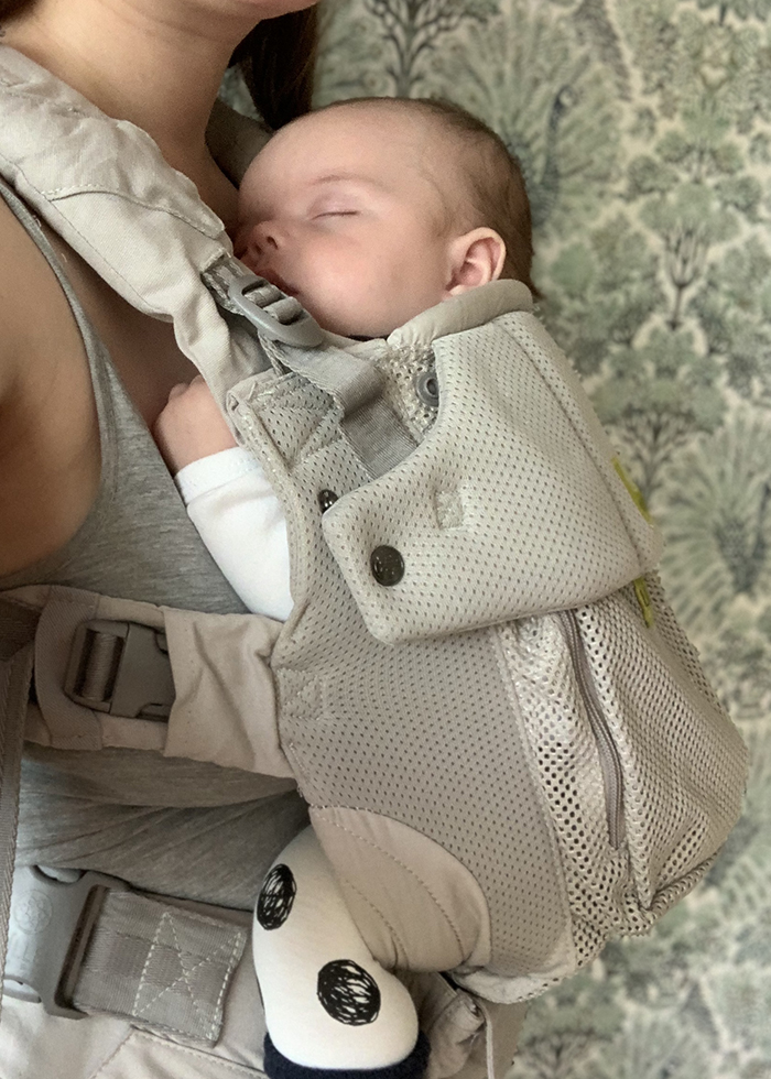 Lillebaby-Serenity-Airflow-Baby-Carrier
