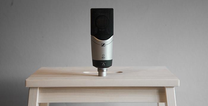 Sennheiser-MK4-Digital-Mikrofon
