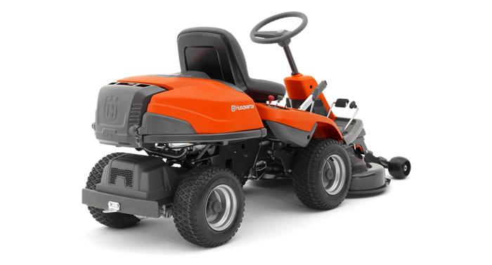 rideon-lawn-mower-husqvarna-Rider-R214TC