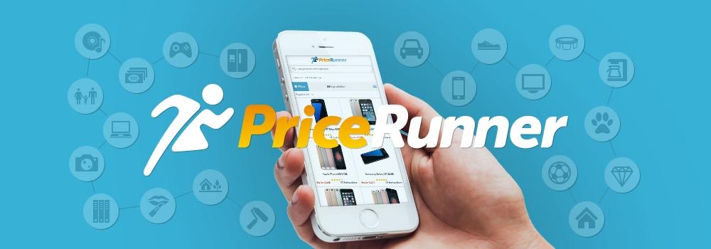 PriceRunner iOS og Android app